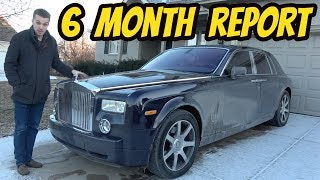 Here's Why the Rolls-Royce Phantom is the Perfect Family Car (Along with all Land Yachts)