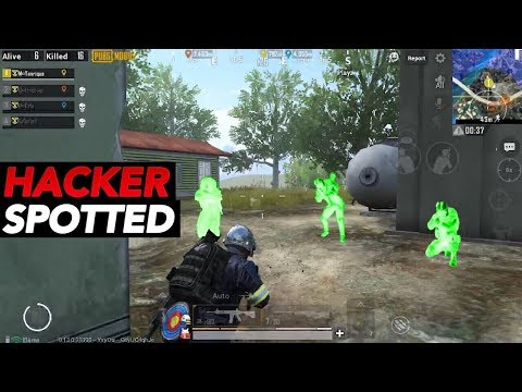 Pubg Mobile Hacker Spotted Youtube