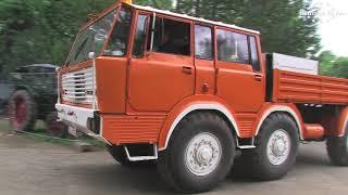 Bulldog Dampf und Diesel 2017 4-4 die Traktoren - Tractor Rally