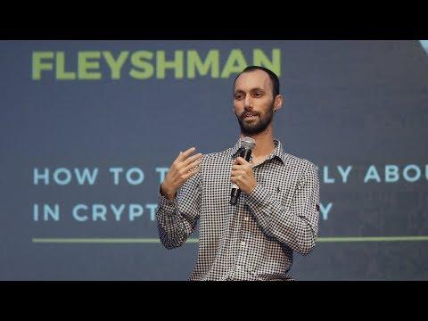 Crypto Funding Summit Talk - Dan Fleyshman