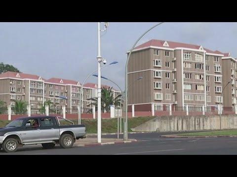 Guinée équatoriale, L'urbanisation renforcée au cours des dernières années