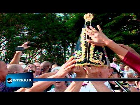 Padroeira do Brasil: Fiéis agradecem milagres alcançados