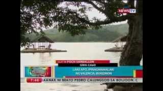 BP: Lake Apo, ipinagmamalaki ng   Valencia, Bukidnon