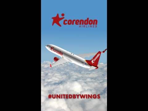 Corendon Airlines Europe Dont Rush Challenge