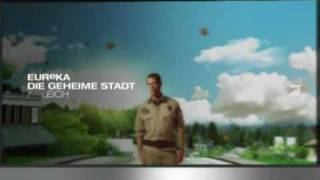Eureka Season 3 Trailer 2 (German Prosieben )
