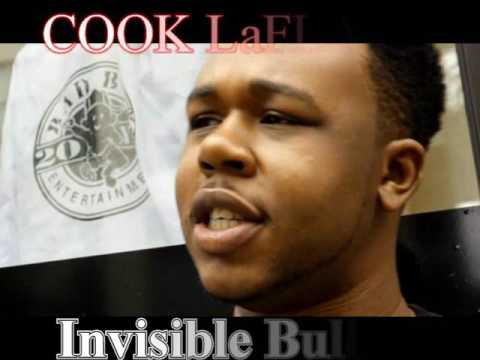 Cook Laflare Ohio HipHop Award Winner at @InvisibleBully Pop Up Shop