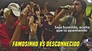 Download lagu QUANDO O MC FAMOSO APANHA PRO DESCONHECIDO!!