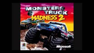 Graveyard Monster Truck Madness 2 Track