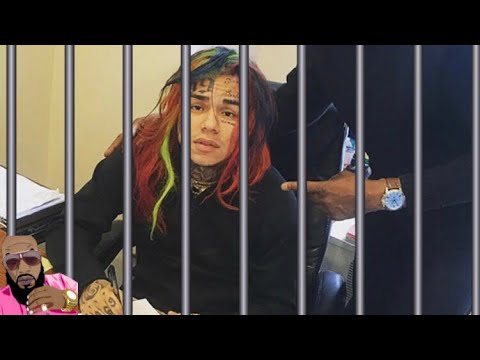 Tekashi 6ix9ine Completely Broke Only A Few Thousand Left In Bank Account