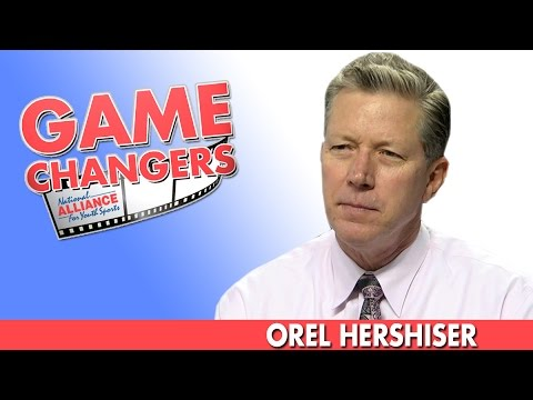 Game Changers: Orel Hershiser (Episode 5) - NAYS web series