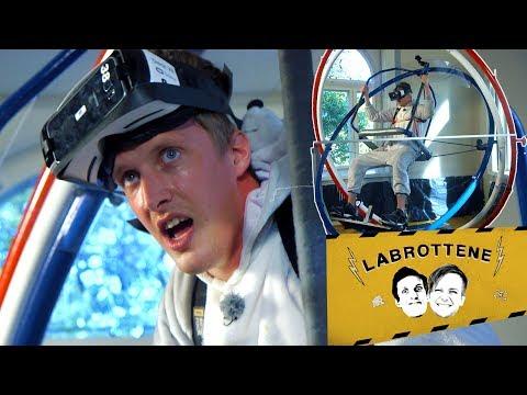 JONAS SLITER! 360° VIDEO | Labrottene xtra