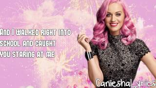 Katy Perry - One Of The Boys (Lyrics Video) HD thumbnail