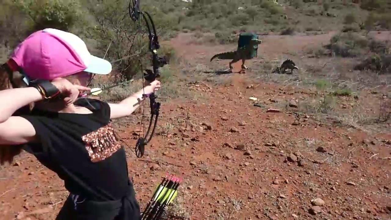 3d Archery Broken Hill Australia Pse Mini Burner Youtube