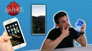 Android 10 funcionando en iPhone y la APP que han ELIMINADO en Playstore