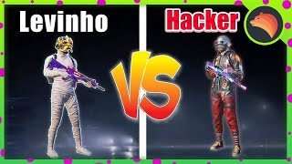 Levinho Vs Hacker/Glitcher | PUBG MOBILE
