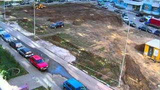видео Благоустройство двора