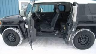 2007 Toyota FJ Cruiser//NAV//4X4//PARKING ASSIST  Used Cars - Alexandria,Minnesota - 2014-02-16