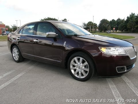 2011 Lincoln Mkz Read Owner And Expert Reviews Prices