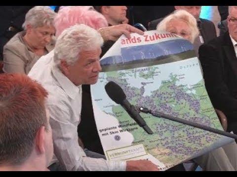 Offener Brief an die Bundesministerien - Fachausschuss Abstand Windkraftanlagen