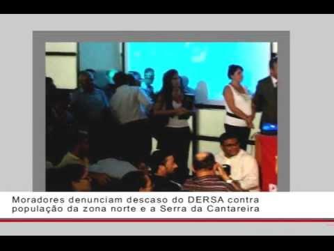 Recado para Alckmin no  PERYNEWS