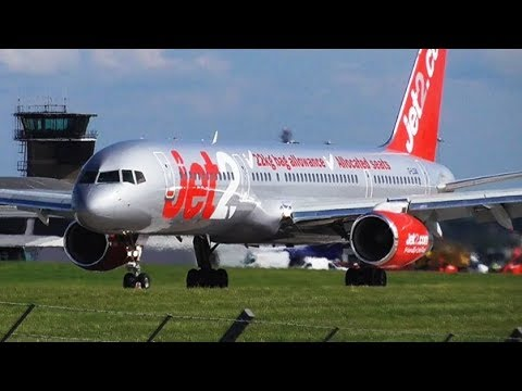 SUMMER BREEZE at Leeds Bradford Airport | RWY32 | 27/08/2017