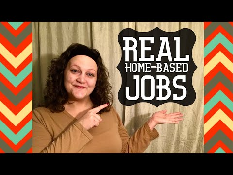 How I Work From Home | Real, Safe Home-Based Employment | Rent To Grown
