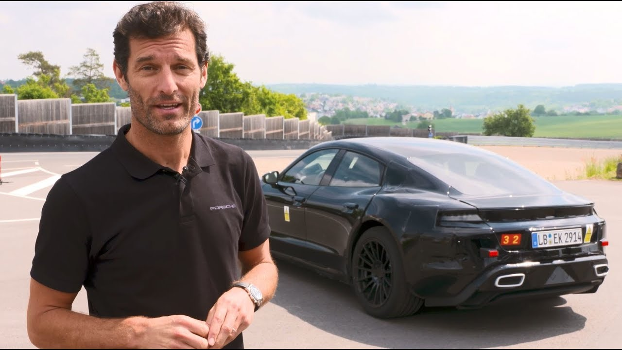 Mark Webber Helps Porsche Take Out The World Endurance Championships Mark Webber Helps Porsche Take Out The World Endurance Championships new photo