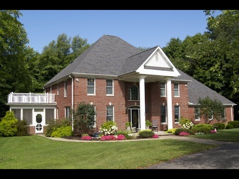 Elegant Estate Home for Sale 7420 Wentworth Ln Lafayette IN