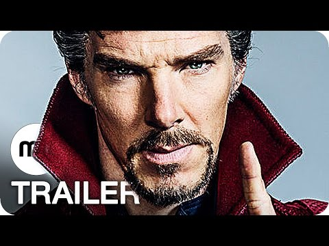 DOCTOR STRANGE Teaser Trailer German...