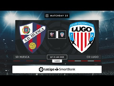 SD Huesca - CD Lugo MD25 S1600