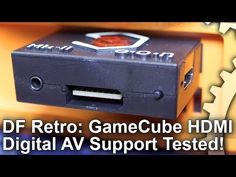 DF Retro: the forgotten Nintendo tech that makes GameCube