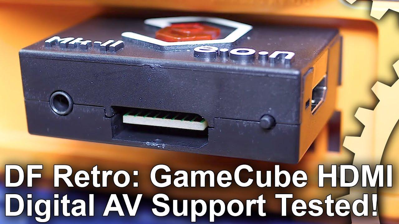 DF Retro: the forgotten Nintendo tech that makes GameCube HDMI