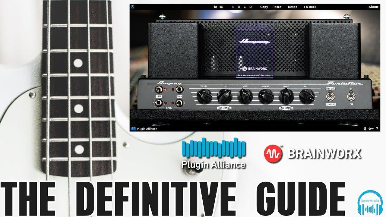 Plugin Alliance Ampeg B-15N Bass Amp - THE DEFINITIVE GUIDE