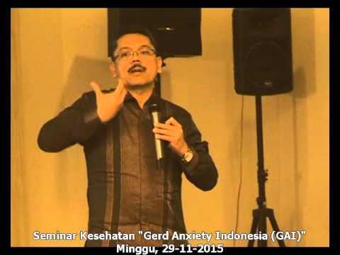 Kupas Tuntas Penyakit GERD oleh  Dr.dr. H. Ari Fahrial Syam, SpPD-KGEH, MMB,FINASIM, FACP