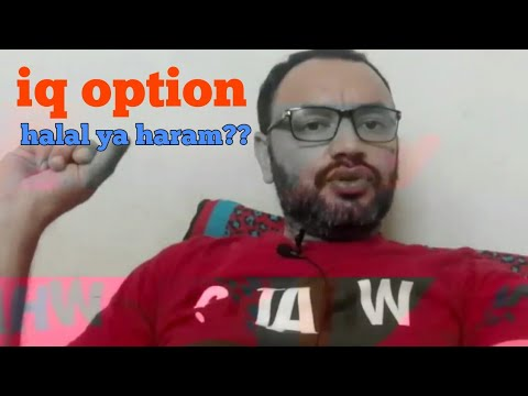 prekyba iq galimybe halal atau haram