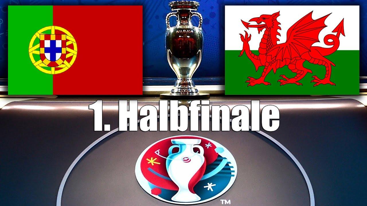 Wales Halbfinale