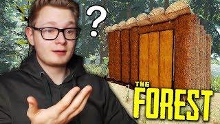 Wybudowaliśmy NAJLEPSZĄ BAZĘ na świecie - The Forest #1 (Flothar & Mattyniu)