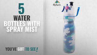 Video Best Water Bottles With Spray Mist [2018]: Qshare Misting Water Bottle, Insulated Bottle with Spray download MP3, 3GP, MP4, WEBM, AVI, FLV November 2018