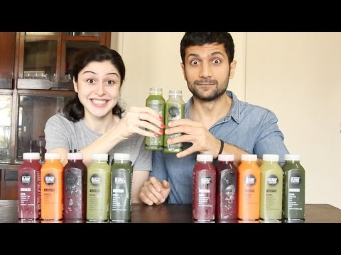 Two Day Juice Cleanse Vlog! #VTSSRandomness