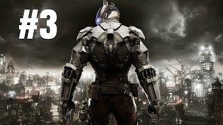 Batman: Arkham Knight Gameplay Walkthrough Part 3 - No Commentary (PC 1080P)
