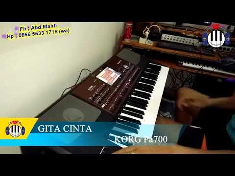 Gita cinta (karaoke) KORG pa700