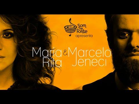 Maria Rita e Marcelo Jeneci