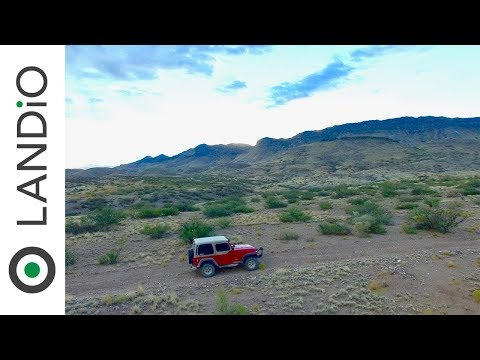 SOLD By LANDiO : 160 Acres Of Land For Sale In New Mexico Bordering BLM Land