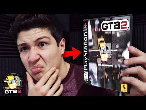 ASÍ ES JUGAR GTA 2 EN EL 2019!! GRAND THEFT AUTO II PS1 thumbnail