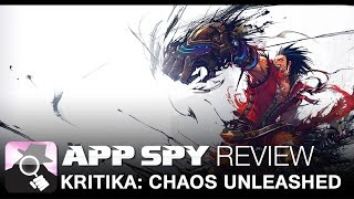 Kritika: Chaos Unleashed | iOS iPhone / iPad Gameplay Review - AppSpy.com