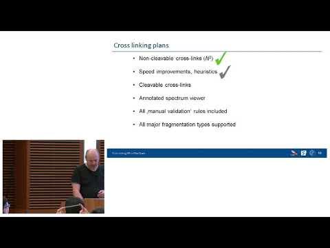 MQSS2019 | L8: CrossLinking MS | Juergen Cox