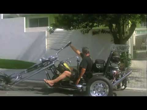 Trike Ride In Brazil