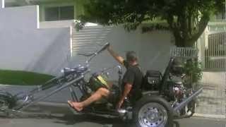 Repeat youtube video Trike Ride in Brazil