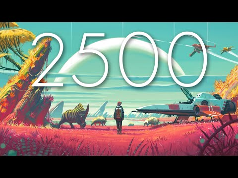 """Mining Beam Violence on Doobie Major"" - 2500th Let's Play Special - No Man's Sky"