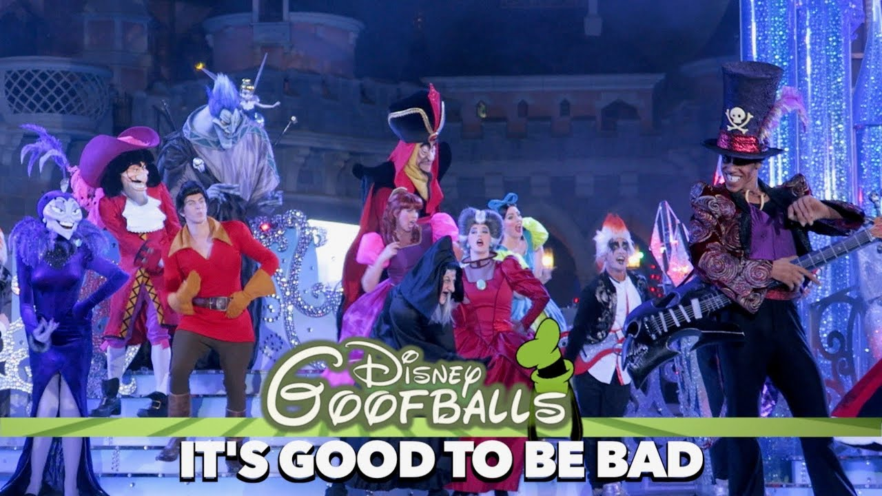Disneyland Paris Halloween Party 2018.It S Good To Be Bad With The Disney Villains Halloween Party Disneyland Paris 2017